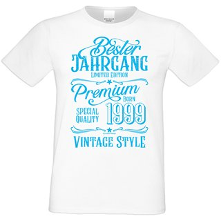 Bester Jahrgang 1999   Farbe: weiss