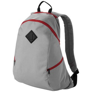 Duncan Backpack Grey/Red - 40,5 x 16,5 x 44 cm